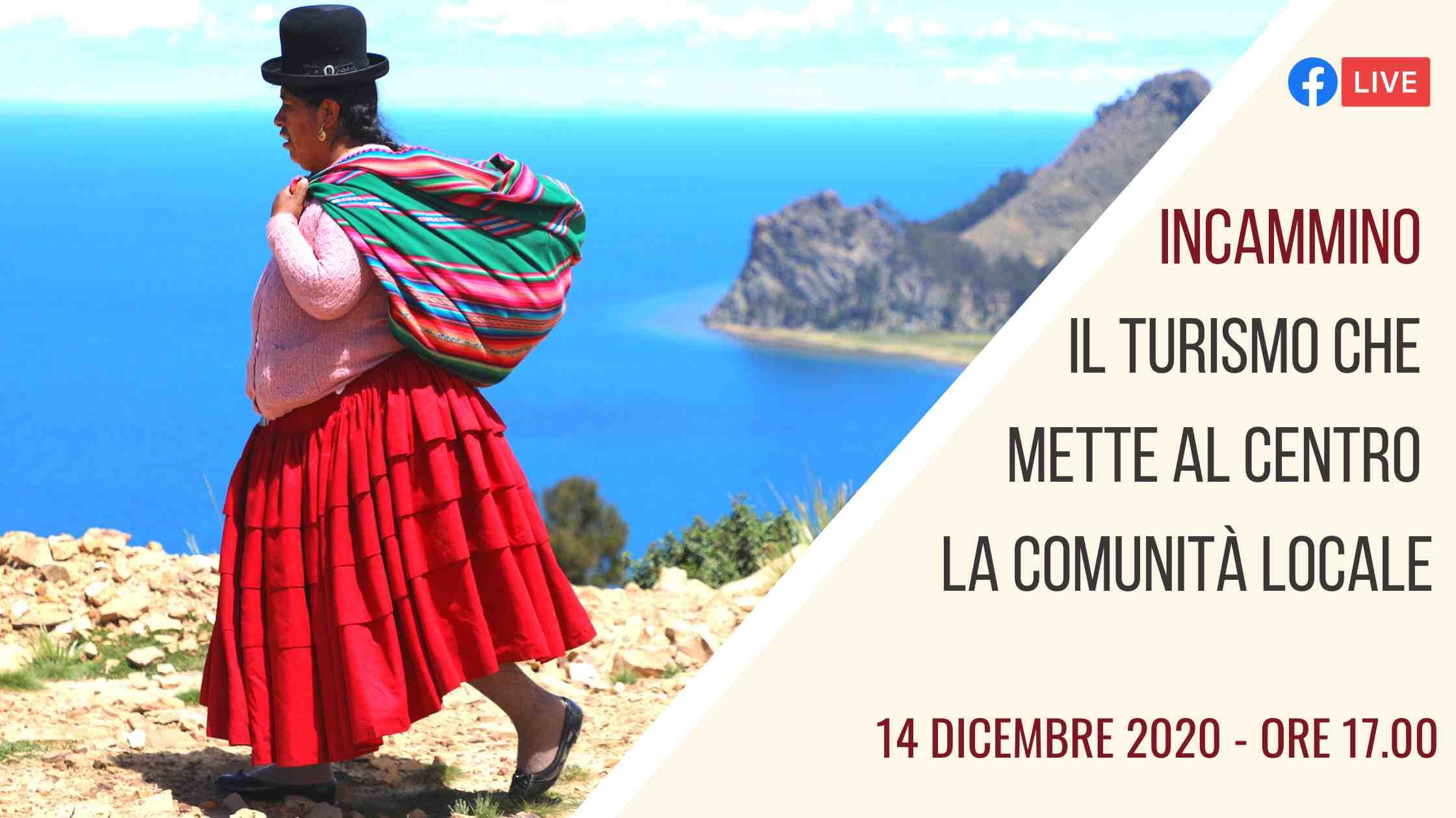 Incammino turismo Bolivia ICEI