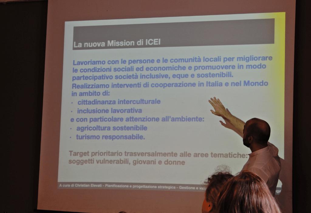 Teoria del Cambiamento ICEI mission